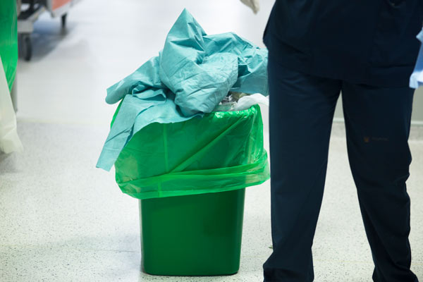 Medical Waste Disposal in Orange County