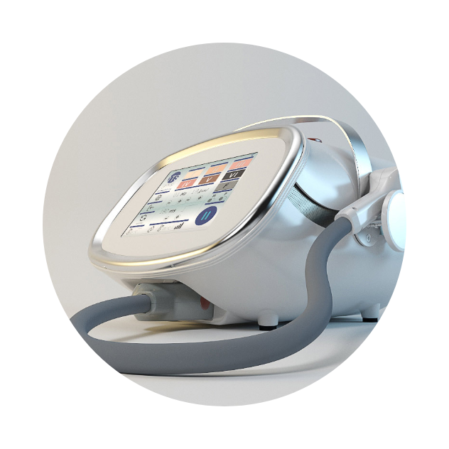Laser Hair Removal Machines in Santa Monica, Los Angeles, Irvine, Newport Beach, San Diego, and Beverly Hills